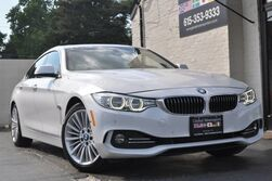 BMW 4 Series 428i Gran Coupe'/Luxury Line/Premium Package w/ Comfort Access/Drivers Assistance Package w/ Rear-View Camera, PDC/SiriusXM HiFi Audio w/ Streaming Bluetooth/Lighting Package/Moonroof 2015