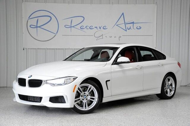 2015 BMW 4 Series 428i Gran Coupe M-Sport Navigation The Colony TX