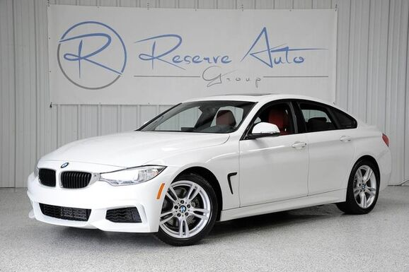 2015_BMW_4 Series_428i Gran Coupe M-Sport Navigation_ The Colony TX