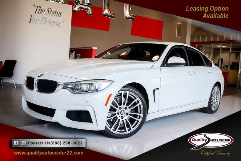 2015 BMW 4 Series 428i M-Sport, 19'' Wheels Lighting, Premium, Technology and Cold Weather Pkg Springfield NJ