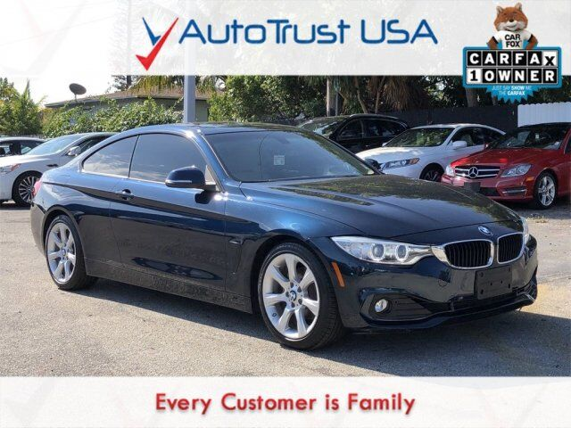 2015 BMW 4 Series 428i Miami FL