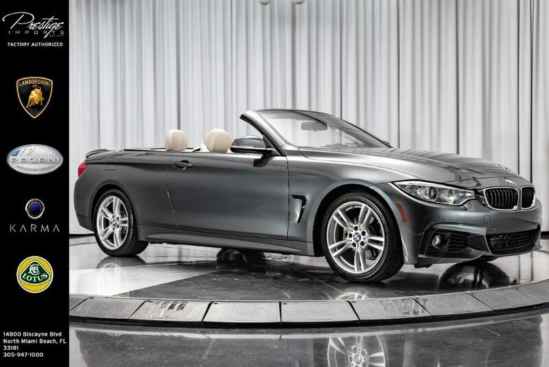 2015_BMW_4 Series_428i_ North Miami Beach FL