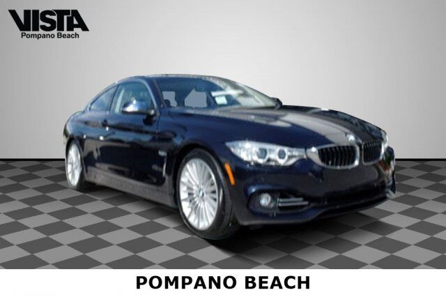 2015 BMW 4 Series 428i Pompano Beach FL