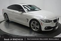 BMW 4 Series 428i SPORT LINE,DRVR ASST,NAV,CAM,SUNROOF,HEADS UP 2015