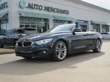 2015_BMW_4-Series_428i SULEV Convertible  NAVIGATION, LEATHER, HID LIGHTS, SEAT MEMORY, RAIN SENSOR,_ Plano TX