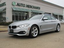 2015_BMW_4-Series_428i SULEV Coupe 2.0L 4CYL AUTOMATIC, LEATHERETTE SEATS,  SAT RADIO, PREMIUM STEREO, HEATED FRONTSTS_ Plano TX