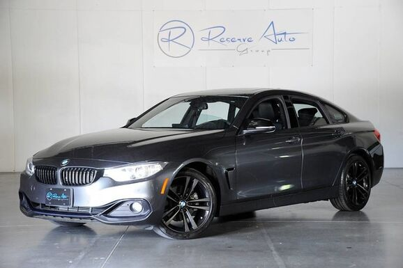 2015_BMW_4 Series_428i Sport Navigation_ The Colony TX
