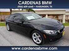 2015_BMW_4 Series_428i xDrive_ McAllen TX