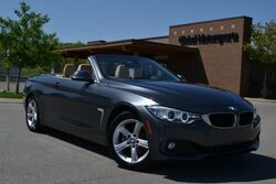 BMW 4 Series 428i xDrive/All Wheel Drive Convertible/$57900 MSRP/New Tires/Head Up Display/New Tires/Technology Pkg/Drivers Assist Pkg/Nav/Rear Cam/HiFi Sound/Xenon Headlights 2015