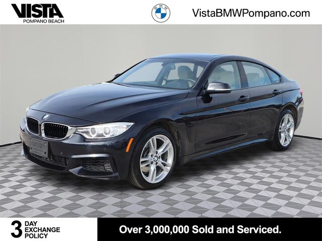 2015 BMW 4 Series 428i xDrive Gran Coupe Coconut Creek FL