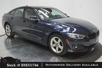 BMW 4 Series 428i xDrive Gran Coupe DRVR ASST,NAV,CAM,SUNROOF 2015