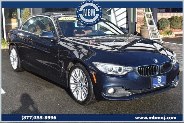 2015 BMW 4 Series 428i xDrive Hardtop Convertible Morristown NJ