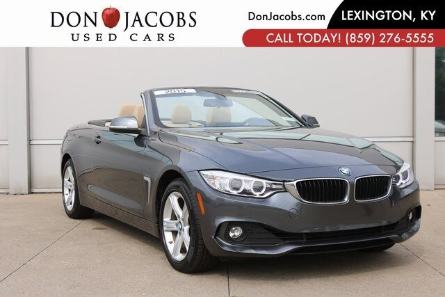 2015 BMW 4 Series 428i xDrive Lexington KY