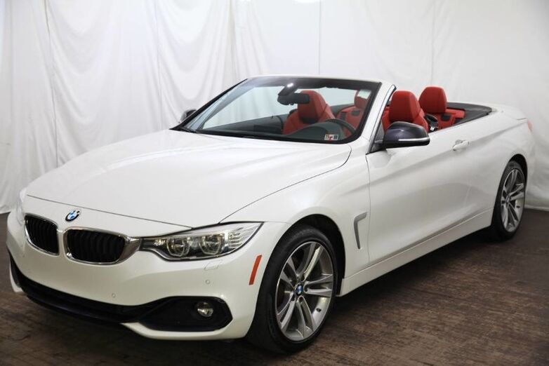 2015 BMW 4 Series 428i xDrive Pittsburgh PA