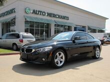 2015_BMW_4-Series_428i xDrive SULEV Coupe NAV, HTD STS, BACKUP CAM, SAT RADIO, BLUETOOTH, AUX, SUNROOF_ Plano TX