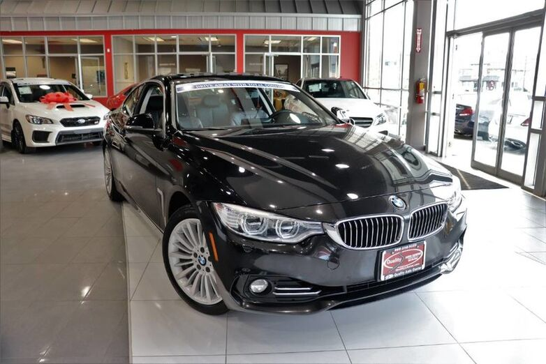 2015 BMW 4 Series 428i xDrive Springfield NJ