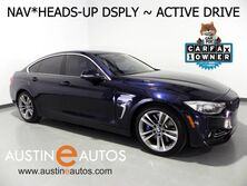 BMW 4 Series 435I Gran Coupe *LUXURY LINE, NAVIGATION, HEADS-UP DSPLY, REAR/TOP/SIDE CAMERAS, BLIND SPOT ALERT, HEATED SEATS, BLUETOOTH 2015