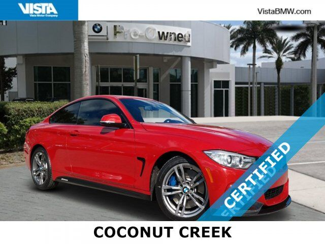 2015 BMW 4 Series 435i Coconut Creek FL