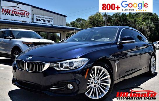 2015 BMW 4 Series 435i Gran Coupe 4dr Sedan Saint Augustine FL