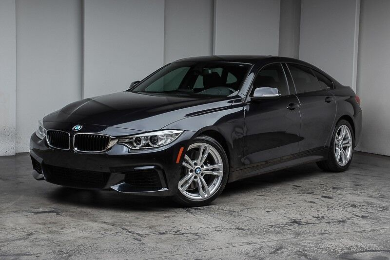 2015 BMW 4 Series 435i Gran Coupe M Sport Akron OH