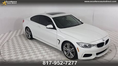 2015_BMW_4 Series_435i PADDLE SHIFTER,SUNROOF,BCK-CAM,HEATED SEAT..._ Euless TX