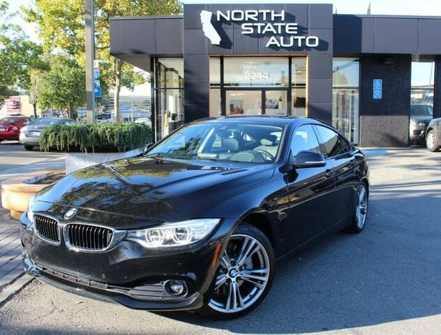 2015_BMW_4 Series_435i_ Walnut Creek CA