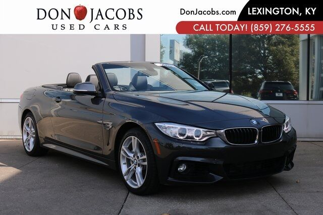2015 BMW 4 Series 435i xDrive Lexington KY