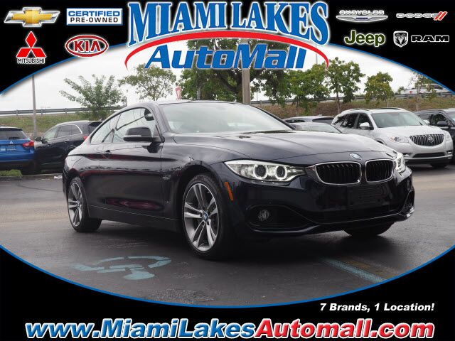 2015 BMW 4 Series 435i xDrive Miami Lakes FL