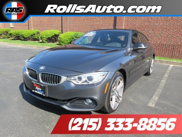 2015 BMW 4 Series 435i xDrive Philadelphia PA
