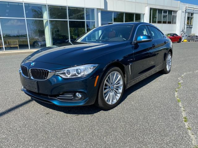 2015 BMW 4 Series 4dr Sdn 435i xDrive AWD Gran Coupe Pittsfield MA