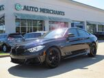 2015 BMW 4-Series Gran Coupe 428i xDrive SULEV LEATHER, SUNROOF, BACKUP CAM, NAVIGATION, BLUETOOTH, PADDLE SHIFTERS