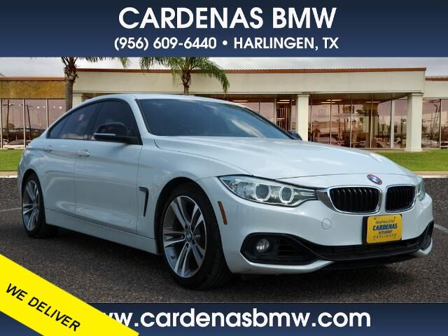 2015 BMW 4 Series Gran Coupe Harlingen TX