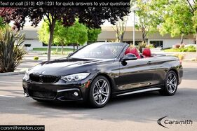 2015_BMW_428 M Sport Convertible Loaded MSRP $60,795_Coral Red Interior/Driver's Assistance/M Sport Brakes_ Fremont CA