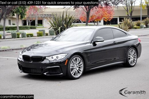 2015 BMW 428 M Sport Coupe Drivers Assistance /MSRP $52,975 19 Wheels/ Navigation/Heated Seats Fremont CA