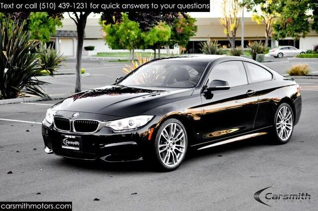 2015 BMW 428 M Sport Coupe w/ Drivers Assistance Pkg MSRP $53760 Premium/One Owner/California Car Fremont CA
