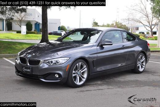 2015 BMW 428 Sport Coupe w/ Drivers Assistance MRSP $51,650 Technology/Heads Up and Nav/Premium Pkg Fremont CA