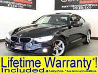 BMW 428i COUPE MOONROOF NAVIGATION HEATED LEATHER SEATS BLUETOOTH MEMORY SEAT PARKIN 2015