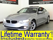 BMW 428i COUPE NAVIGATION REAR CAMERA SUNROOF PARK ASSIST HEATED LEATHER SEATS BLUET 2015