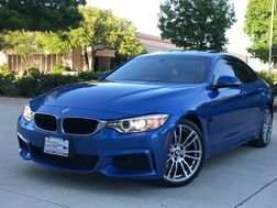 2015_BMW_428i Gran Coupe_M SPORT PREMIUM PACKAGE SUNROOF LEATHER SEATS SPORT SEATS HARMAN KARDON SOUND SYSTEM COMFORT ACCESS SYSTEM ENTRY POWER LIFTGATE KEYLESS START BLUETOOTH_ Addison TX