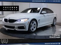 BMW 428i Gran Coupe M Sport Heated Seats Comfort Access 2015
