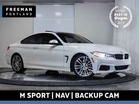 2015_BMW_428i_M-Sport Backup Cam Heated Seats Nav_ Portland OR