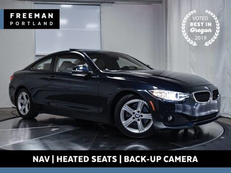 2015_BMW_428i_Nav Back-Up Cam Htd Seats Comfort Access 32k Mi_ Portland OR