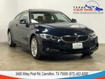 2015 BMW 428i xDrive AWD DRIVER ASSIST PKG PREMIUM PKG NAVIGATION SUNROOF LEATHER HEA