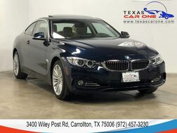 2015_BMW_428i xDrive_AWD DRIVER ASSIST PKG PREMIUM PKG NAVIGATION SUNROOF LEATHER HEA_ Carrollton TX