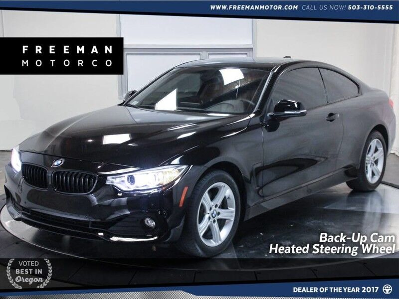 2015 BMW 428i xDrive Heated Seats Back-Up Cam Adaptive Headlights Portland OR