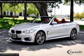 2015_BMW_435 M Sport Convertible LOADED w/ Tons of Options $66,475_Red Interior/ Tech & Premium/Drivers Assistance_ Fremont CA
