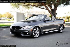 2015_BMW_435 M Sport Convertible LOADED w/ Tons of Options_$66,705 MSRP One Owner & Clean_ Fremont CA
