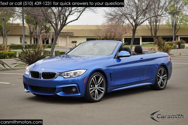 BMW M Sport Convertible LOADED W Tons Of Options K - 2015 convertible bmw