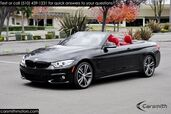 2015 BMW 435 M Sport Convertible MSRP $68,745 DYNAMIC HANDLING LOADED/Tech/Cold Weather/Premium/19 Wheels/Harmon