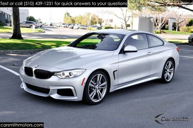 2015 BMW 435 M Sport Coupe Drivers Assistance Plus/MSRP $62305 LOADED!!! Technology/Cold Weather Pkg/ 19 Wheels and HarmonKardon Fremont CA